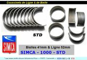 Coussinets de Lignes & de Bielles STD Simca 1000 CF (collection)