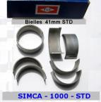 Coussinets de Bielles STD SIMCA 1000 TLC