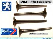 Soupapes Admission PEUGEOT 204 304 essence  37 x 126 x 8mm Floquet 5072 (les 4)