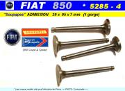 Soupapes Admission FIAT 850 29 x 95 x 7 mm Floquet Monopole 5285 (collection)