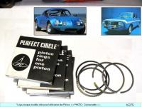 Segments Moteur Alpine A110 Renault R12 Gordini 78mm 1605cc (collection)