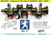 Vilebrequin INDENOR 90 Diesel PEUGEOT 504 & J7 Diesel (collection)