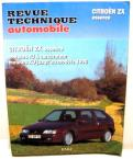 CITROEN ZX Essence TU & XU Revue Technique Automobile RTA (reprise)